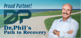 Proud Partner! DP Dr.Phil's Path to Recovery