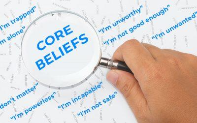What Enneagram core beliefs drive your suffering?